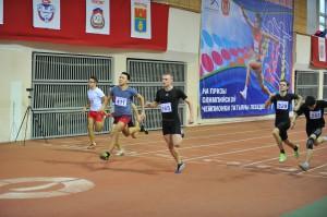 финал на 60 м