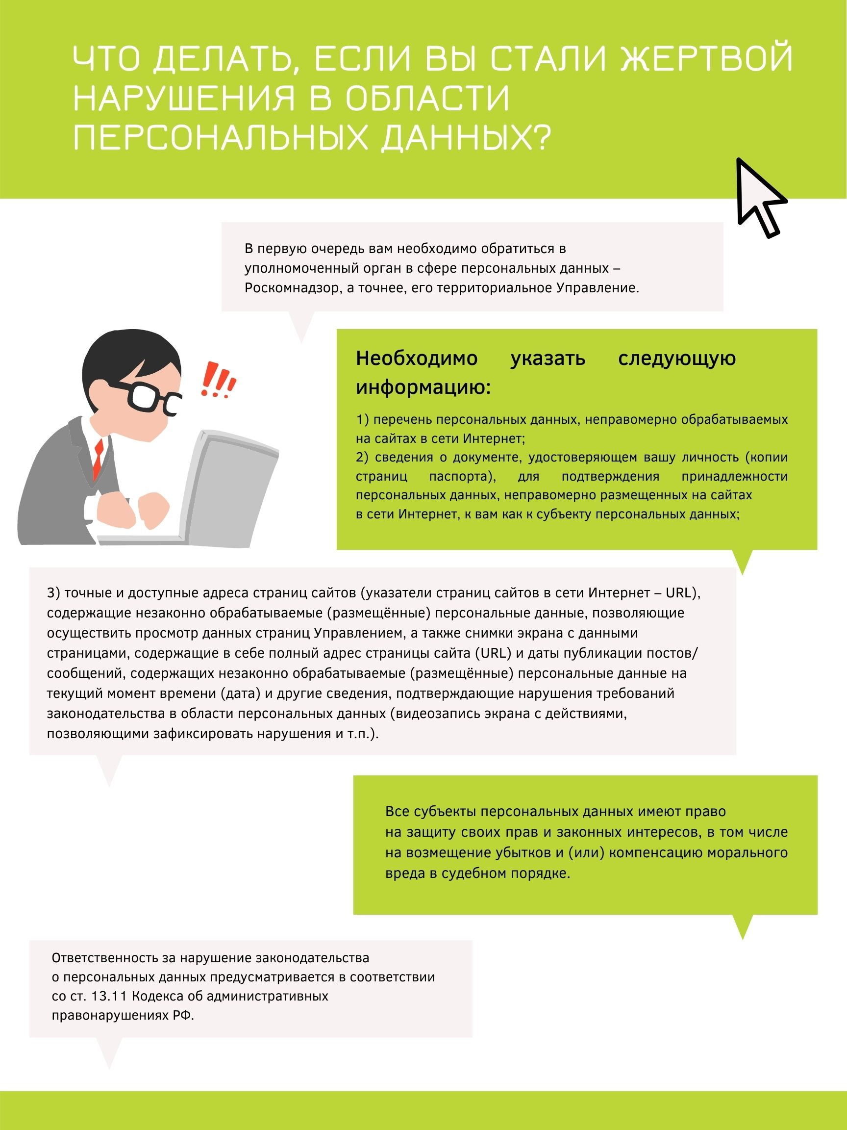 Зеленый Иллюстрация Большой Яркий и Жирный Интернет Безопасность Плакат